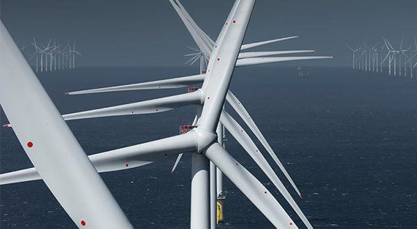 MHI Vestas Offshore Wind recibió un pedido de 860 MW en el Reino Unido