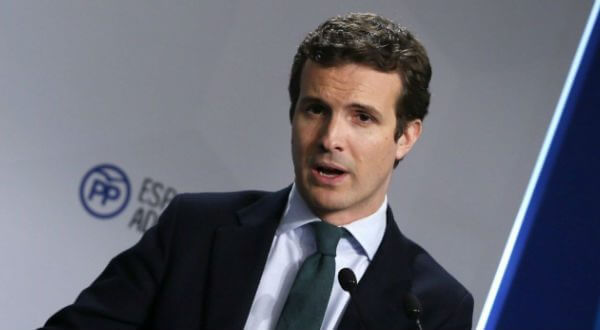 Pablo Casado preguntará a Pedro Sánchez por los efectos de su gestión