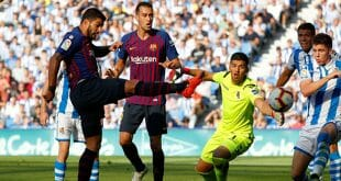 Barça remonta en Anoeta