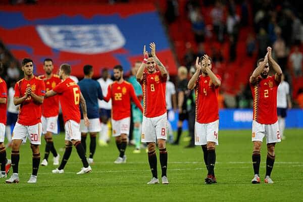España vence a Inglaterra y comienza con buen pie la Liga de Naciones