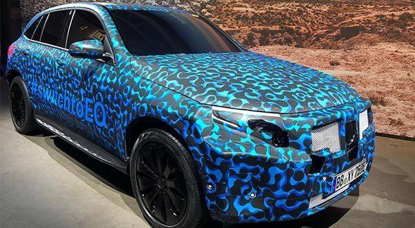 Mercedes-Benz revela su esperado modelo eléctrico, e inicia ofensiva contra Tesla