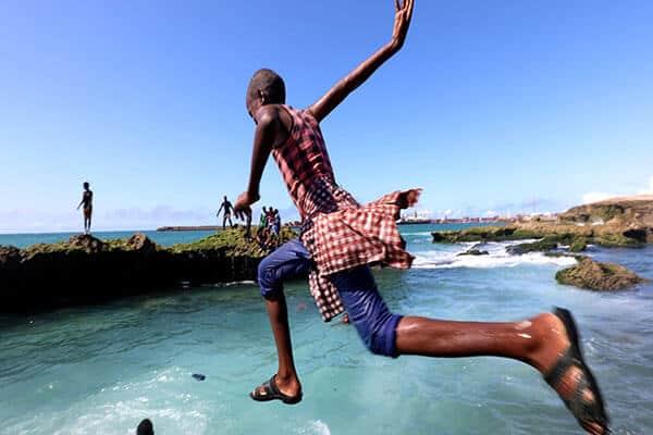 Las mejores 16 fotografías del mundo  / REUTERS