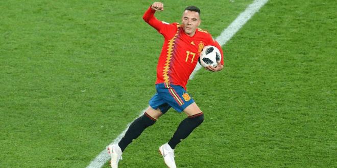 concentración de la selección española