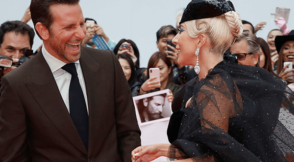 "Bradley Cooper debuta como director con ""A Star is Born"" en el TIFF"
