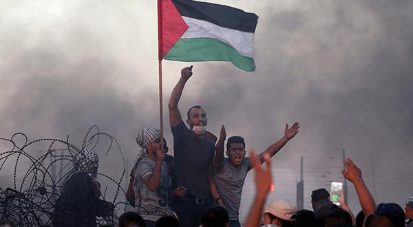 Desde que comenzaron las movilizaciones en la cerca fronteriza entre Israel y Gaza desde el pasado 30 de marzo, 184 personas han muerto