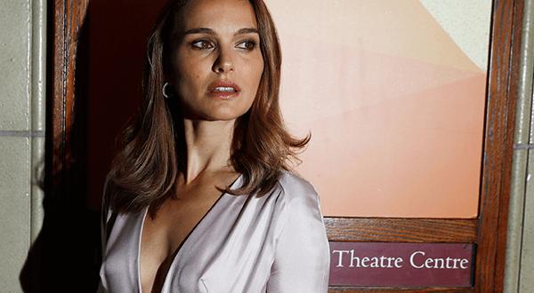 Natalie Portman's en la alfombra roja de el Festival de Cine de Toronto (TIFF)