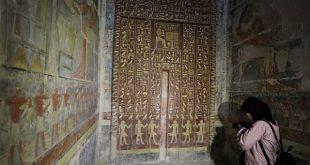 En las mejores fotos del fin de semana está la la tumba de Mehu en Egipto