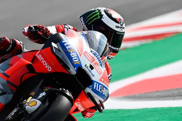 Jorge Lorenzo se lleva la 'pole' del Gran Premio de San Marino en la categoría MotoGP