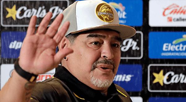 En un recorrido por el mundo en fotos, resaltamos la llegada de Diego Armando Maradona como nuevo DT de Dorados de Sinaloa