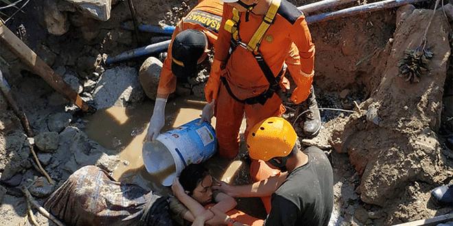 Las labores de rescate por el terremoto y posterior tsunami en Indonesia se extenderán hasta este jueves 11. Luego serán en forma selectiva/Reuters