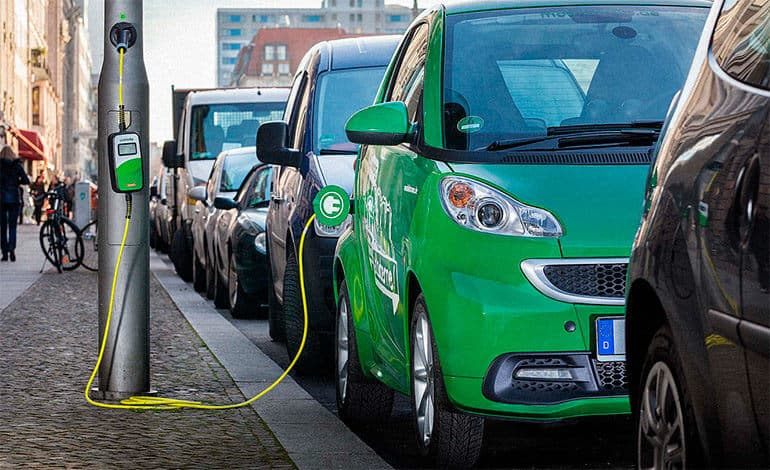 Se espera que los miembros de la campaña EV30@30 vendan un 30% de vehículos eléctricos del parque automotor total en 2030