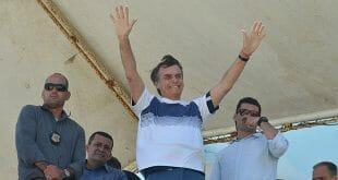 El nuevo presidente electo de Brasil, Jair Bolsonaro