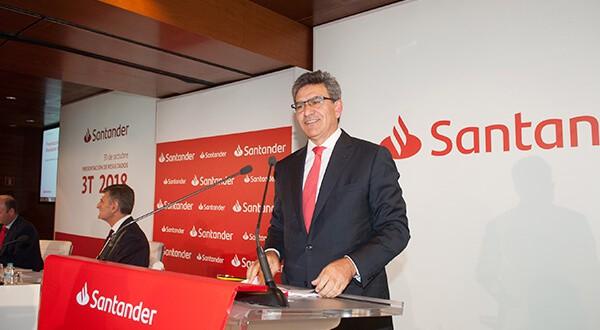 José Antonio Ávarez, Consejero delegado del Grupo Financiero Santander/Cortesía