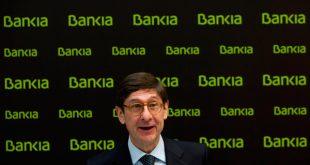 El presidente de Bankia, José Ignacio Goirigolzarri. REUTERS/Sergio Pérez