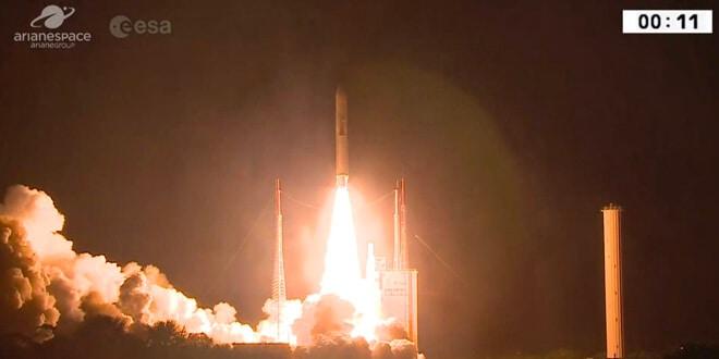 BepiColombo: despega con éxito la primera misión espacial europea a Mercurio