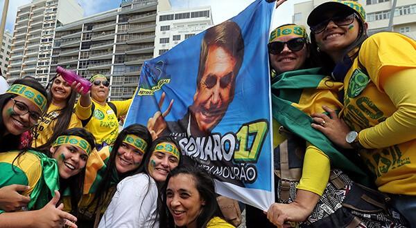 Luego de conversar con el mandatario estadounidense, el presidente electo de Brasil expresó su deseo de avanzar juntos en el camino de la prosperidad/Reuters