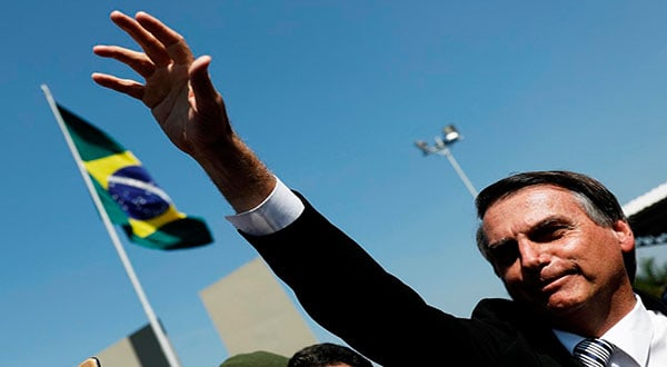 Jair Bolsonaro venció a Fernando Haddad y será presidente de Brasil. /REUTERS