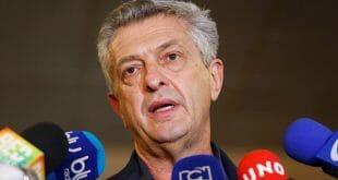 Filippo Grandi, alto comisionado de la ONU para los refugiados (Acnur), visita cuatro países latinoamericanos por éxodo masivo de venezolanos/Reuters