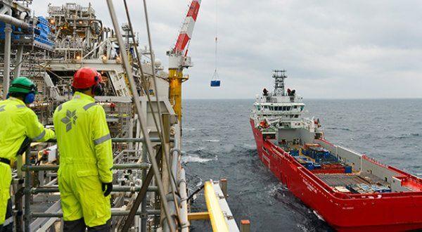Un volumen potencial de 50 a 70 millones de barriles de petróleo extraíbles se adhieren al Campo de Norne