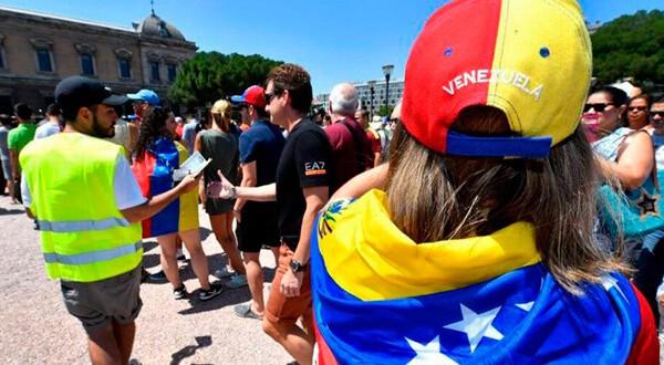 Autoridades españolas valoran mecanismos de protección para venezolanos, dada la crisis económica y social que sacude a la nación suramericana/Archivo