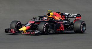 El holandés Max Verstappen , de Red Bull, dominó este viernes la segunda práctica libre para el GP de México de Fórmula Uno