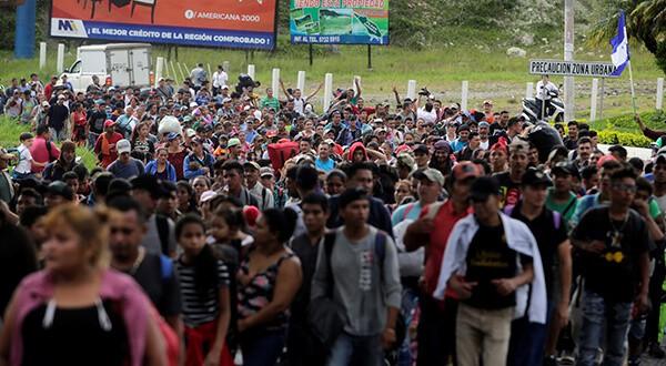 Amenazas de Trump conducen a la detención del líder de la Caminata del Migrante