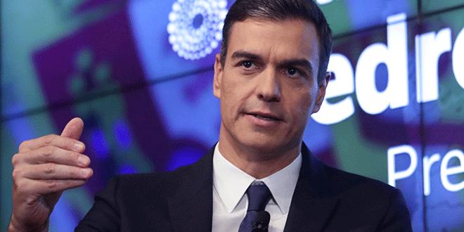 El jefe de gobierno español, Pedro Sánchez, durante un evento de Reuters Newsmaker en Nueva York, Estados Unidos, el 27 de septiembre de 2018. REUTERS / Shannon Stapleton