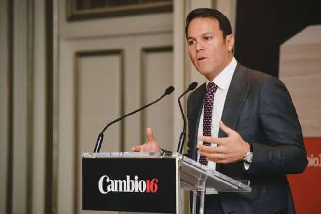 Jorge Neri, CEO del Grupo EIG Multimedia y editor de Cambio16.