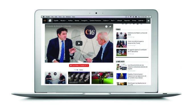 Jorge Neri impulsa el periodismo socialmente responsable en C16TV.