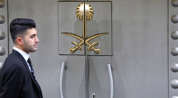 La Fiscalía turca indicó que Jamal Khashoggi fue estrangulado poco después de entrar al consulado de Arabia Saudí en la capital turca el 2 de octubre/Reuters