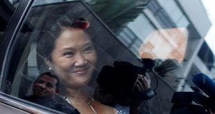 En el marco de una investigación fiscal por blanqueo de capitales fue detenida Keiko Fujimori/Reuters