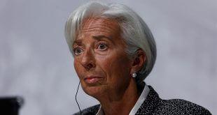 Para la presidenta del Fondo Monetario Internacional, Christine Lagarde, las disputas comerciales y los aranceles están empezando a atenuar la perspectiva de crecimiento económico global/Reuters