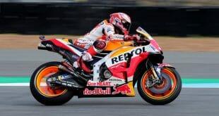 Marc Márquez suma su 'pole' número 50 en el primero Gran Primero de Tailandia