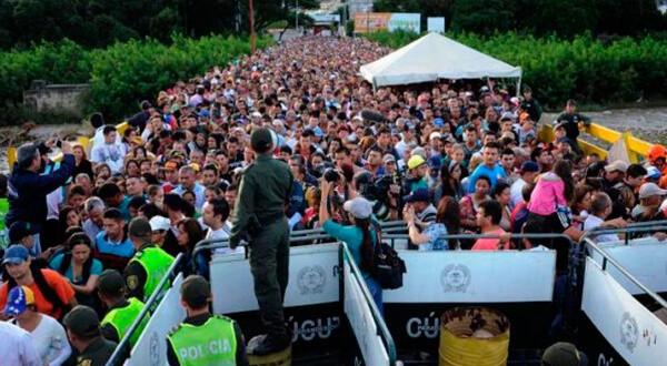 Expresidente Ernesto Samper: Países vecinos no pueden dejar de hablar