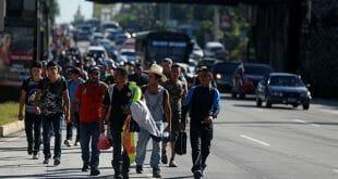Siete fallecidos dejan las caravanas de centroamericanos hacia EEUU. Múltiples han sido los obstáculos para alcanzar el sueño americano/Reuters