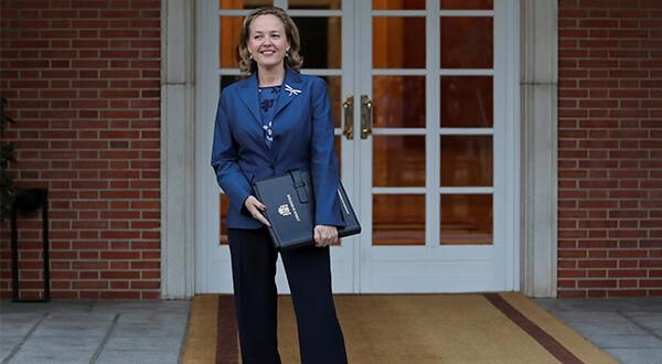 Ministra de Economía y Empresa, Nadia Calviño/Reuters