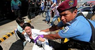 La represión contra los opositores arrecia en Nicaragua/Reuters