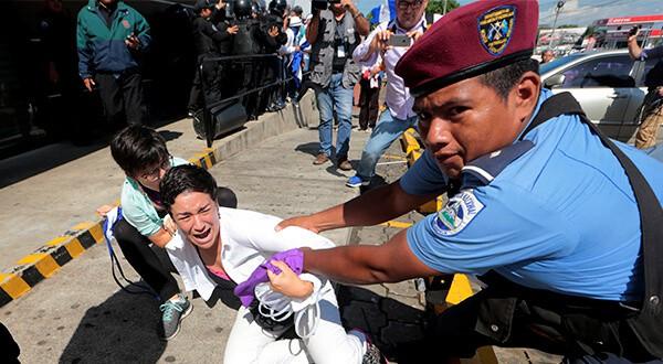 La represión contra los opositores arrecia en Nicaragua
