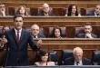 Sánchez defiende unos presupuestos que Cs y el PP catalogan de fraudulento
