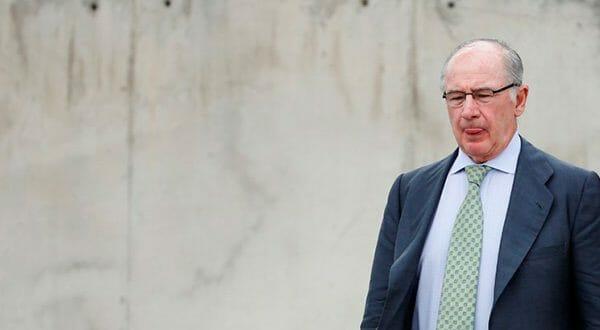 Rodrigo Rato a un paso de la cárcel luego de la confirmación del Supremo de España/Reuters