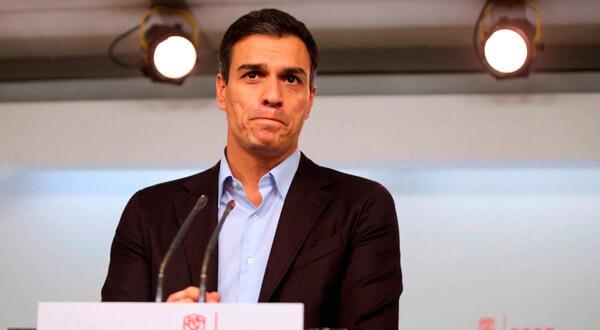 El PSOE de Pedro Sánchez celebra las cifras del ente español, mientras que la oposición las ha rechazado de manera tajante. / REUTERS