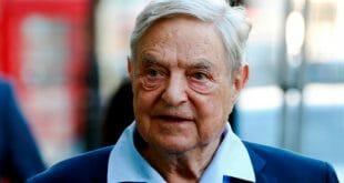 El multimillonario financiero George Soros en Londres, Reino Unido, 20 de junio de 2016. REUTERS/Luke MacGregor