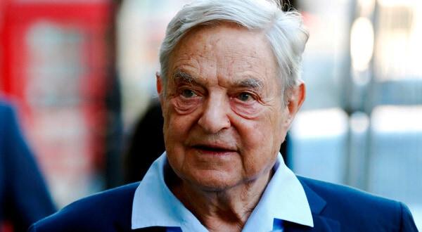 Una bomba fue encontrada en buzón de George Soros