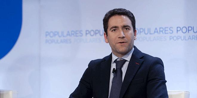 """Teodoro García: """"El Gobierno ha contado una cosa en España y otra en Bruselas"""""""