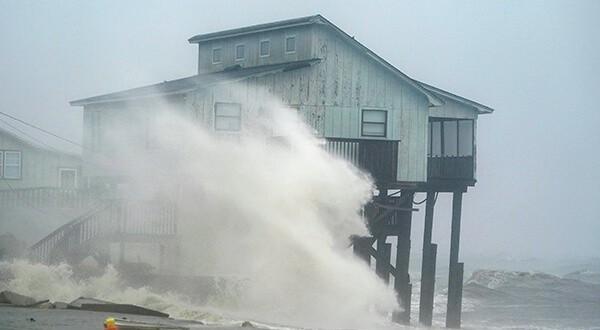 Un fallecido dejó el huracán Michael por su paso por el estado de Florida, en EEUU. El hombre murió en Greensboro, al noroeste de Tallahasse/Reuters