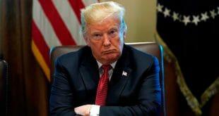 """El presidente de Estados Unidos, Donald Trump, aseguró que tomaría medidas """"muy graves"""" contra Arabia Saudita por el caso Khashoggi. REUTERS/Kevin Lamarque"""