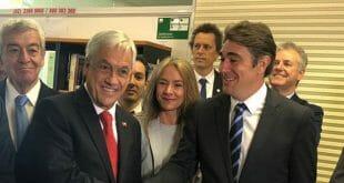 Exportaciones de gas a Chile desde la argentina son retomadas después de años