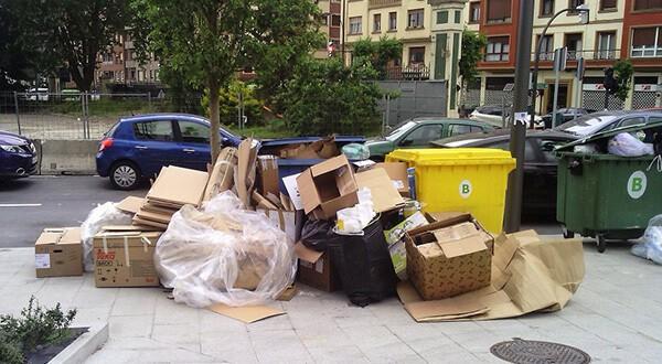 Residuos urbanos en América Latina en un tercio permanecen a cielo abierto