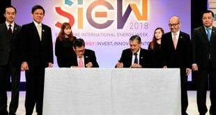 El acuerdo beneficiará a 10 países que buscan un desarrollo energético sostenible con más puestos de trabajo y crecimiento económico