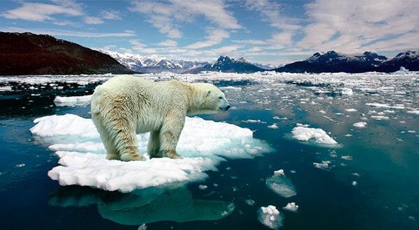 El deshielo provocado por una temperatura de 2°C incrementaría en 10cm el nivel del mar